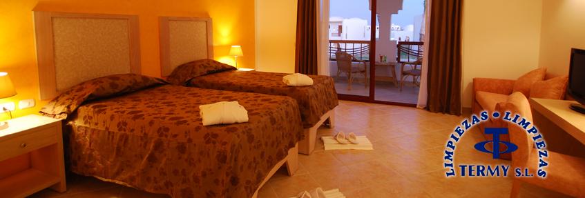 Limpieza de hoteles Madrid
