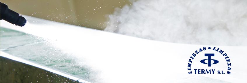 Limpieza a vapor en Madrid