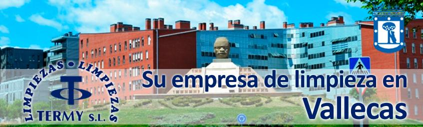 Empresas de limpieza en Vallecas