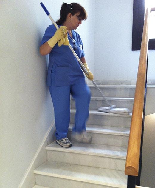 empresas limpieza madrid galeria