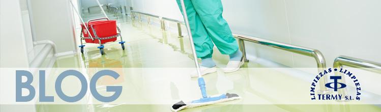 consejos de limpieza en centros sanitarios